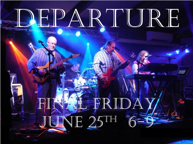 Departure Band live at DLX