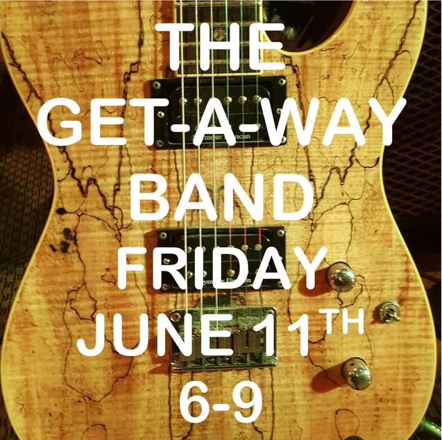 The Get-A-Way Band at DLX