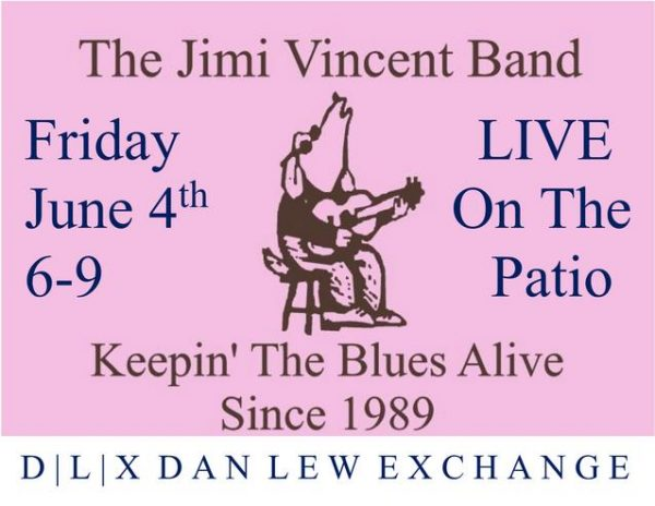 The Jimi Vincent Band