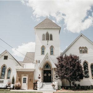 The Old Franklin Church – Wedding and Event Space