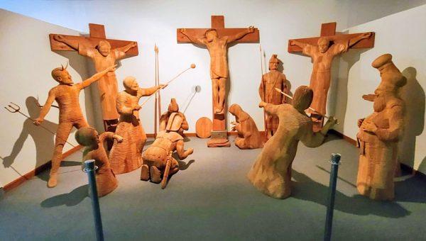 BibleWalk's Museum of Woodcarving
