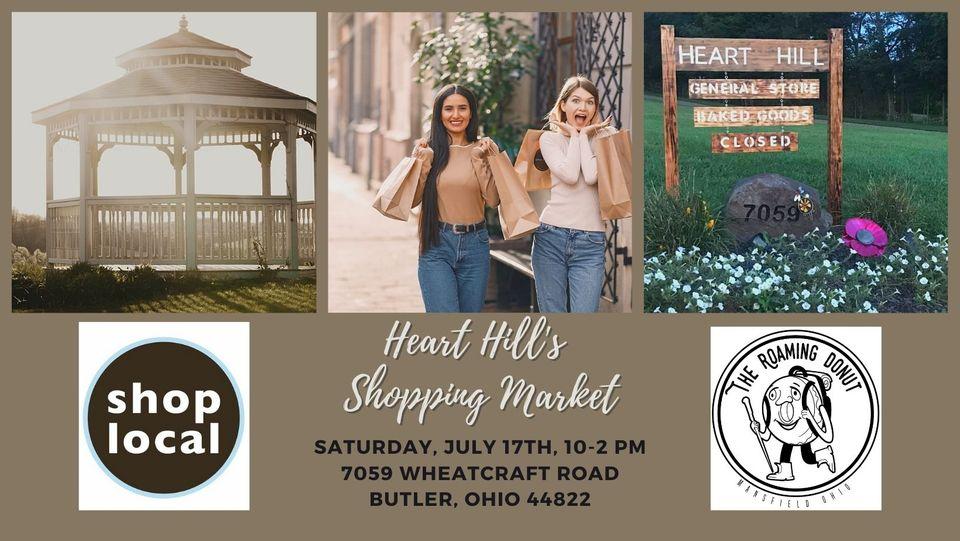 Heart Hill Shopping Market