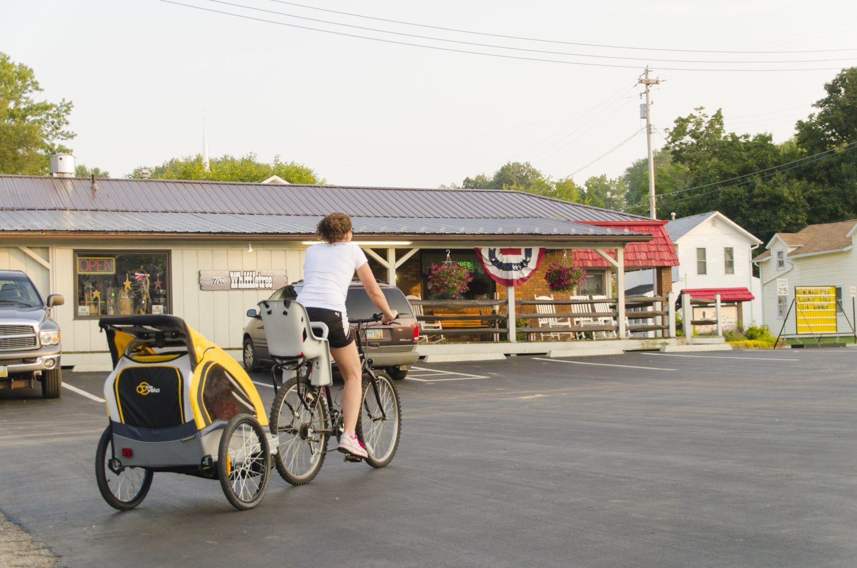 Butler Biking Trails
