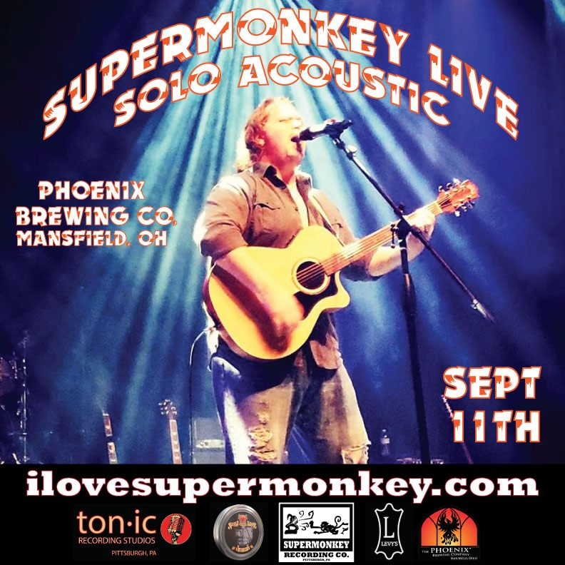 SuperMonkey Live at The Phoenix Brewing Company