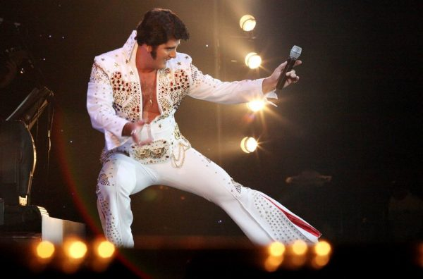 Elvis on the Patio! at The Vault Wine Bar