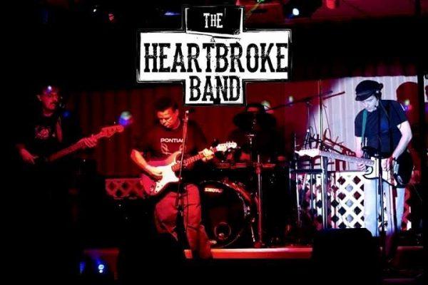 Heartbroke Band at The Vault Wine Bar