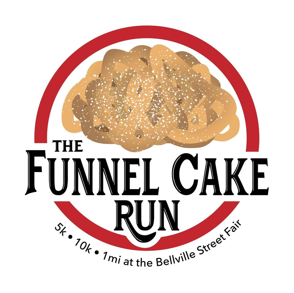 The Funnel Cake Run 5k, 10k, and 1 Mile