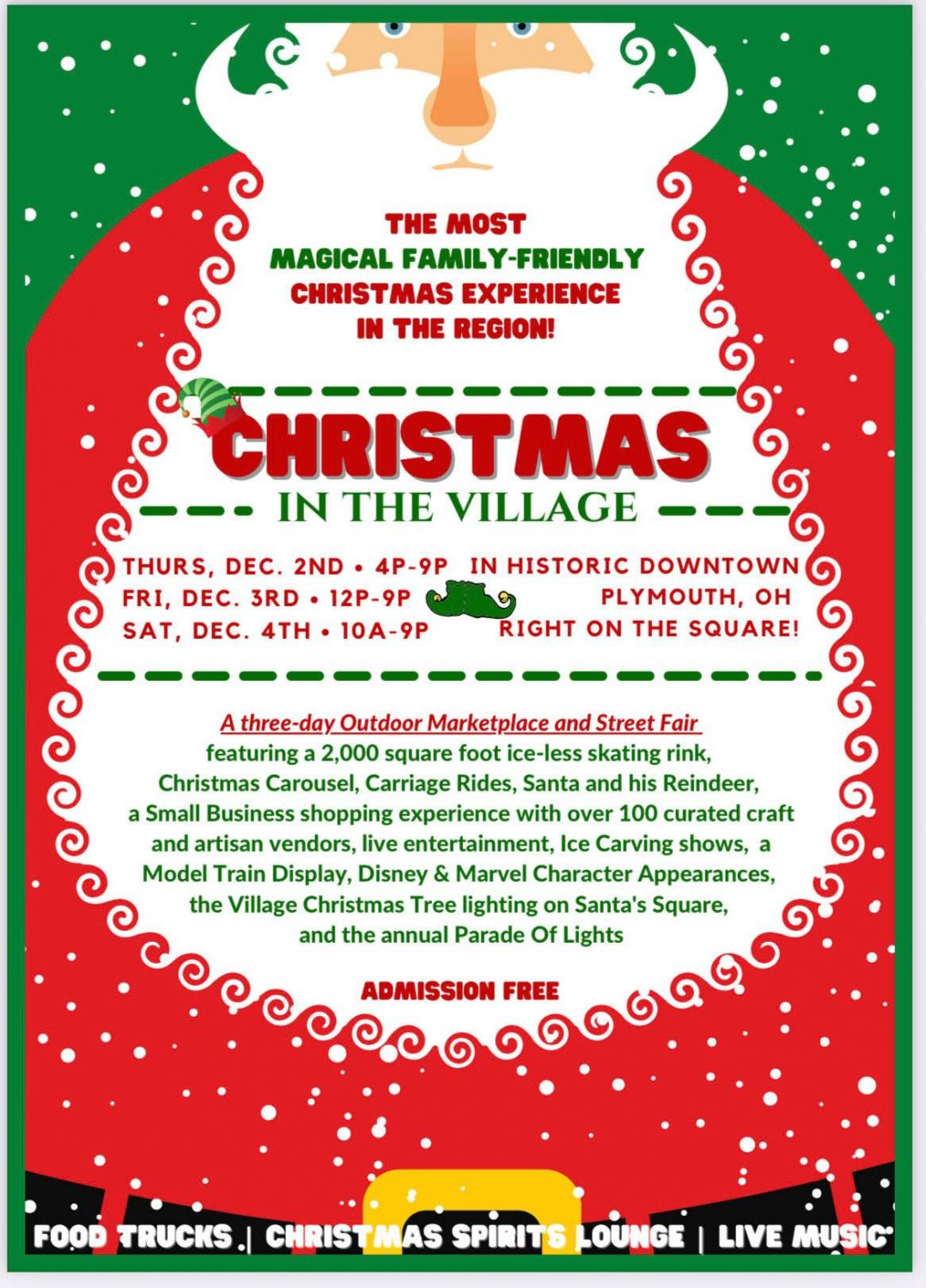 6th Annual Christmas in the Village