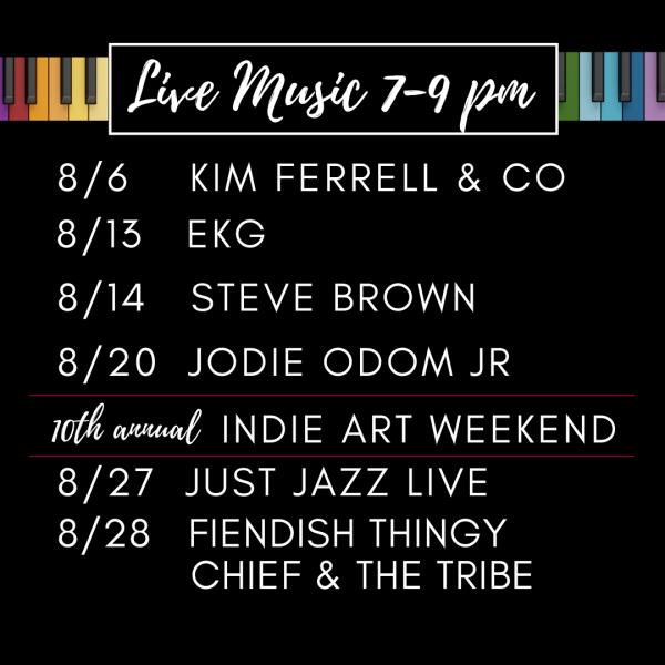 Kim Ferrell Live Music at The Happy Grape