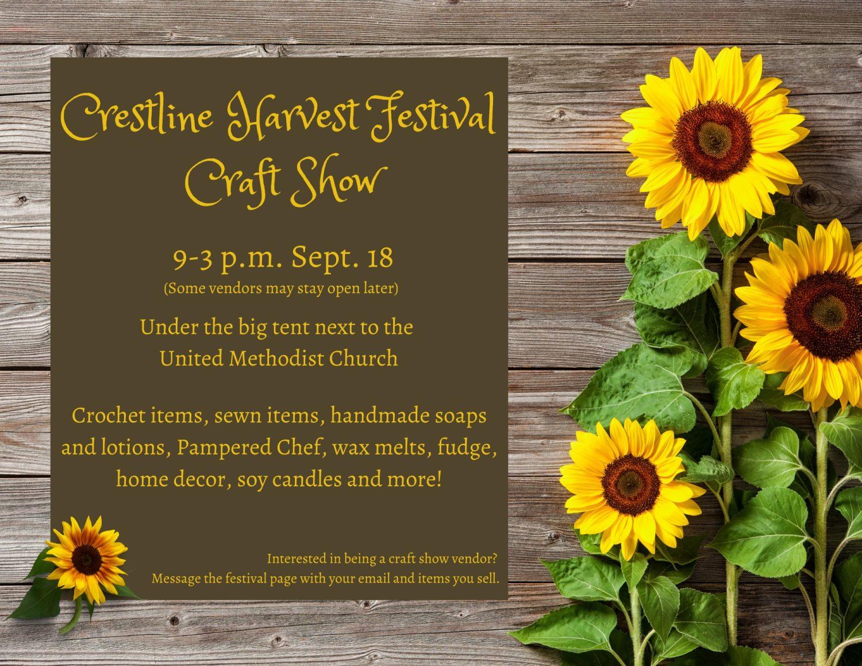 Crestline Harvest Festival Craft Show