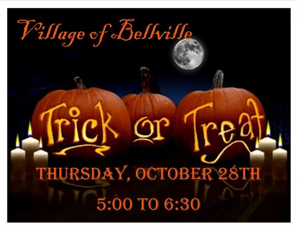 Bellville Trick or Treat and Parade