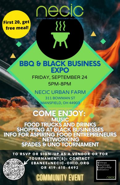 BBQ and Black Business Expo
