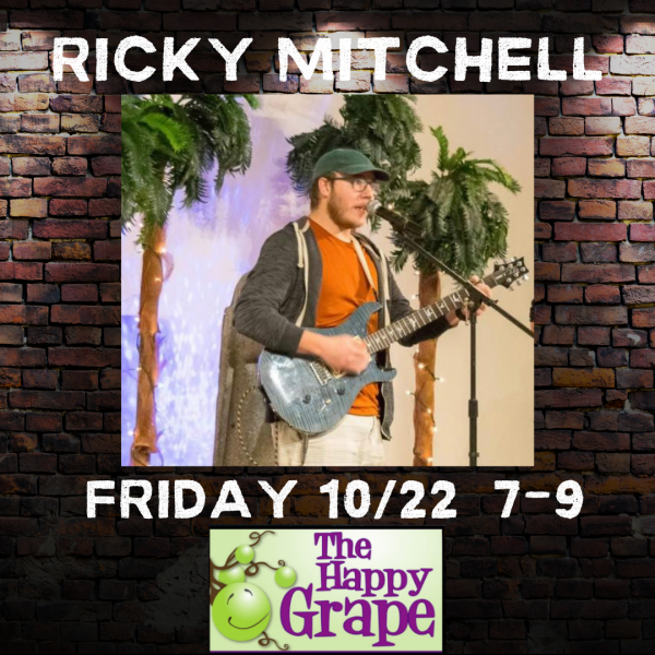 Live Music at The Happy Grape