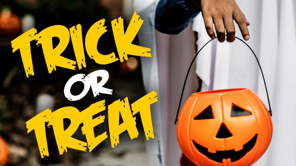 Mansfield Trick or Treat