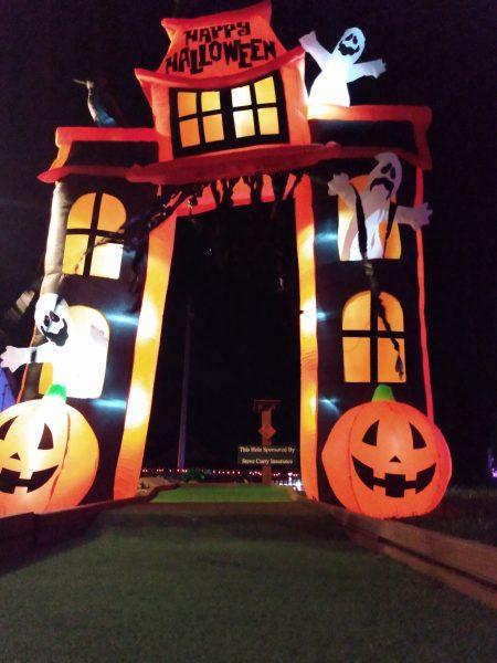 Spooky Miniature Golf