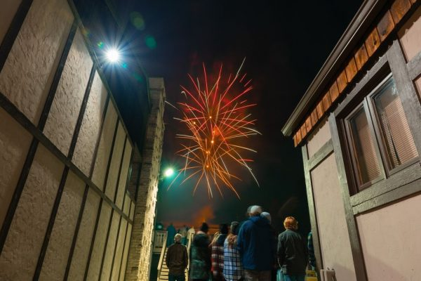 Pre-Season Party at Snow Trails with Fireworks