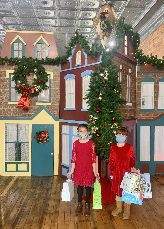 Tiny Tim Christmas Shoppe