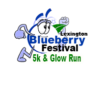 Lexington Blueberry Festival 5K & Glow Run