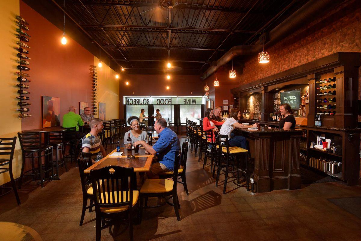 The Happy Grape Wine Bar & Bistro