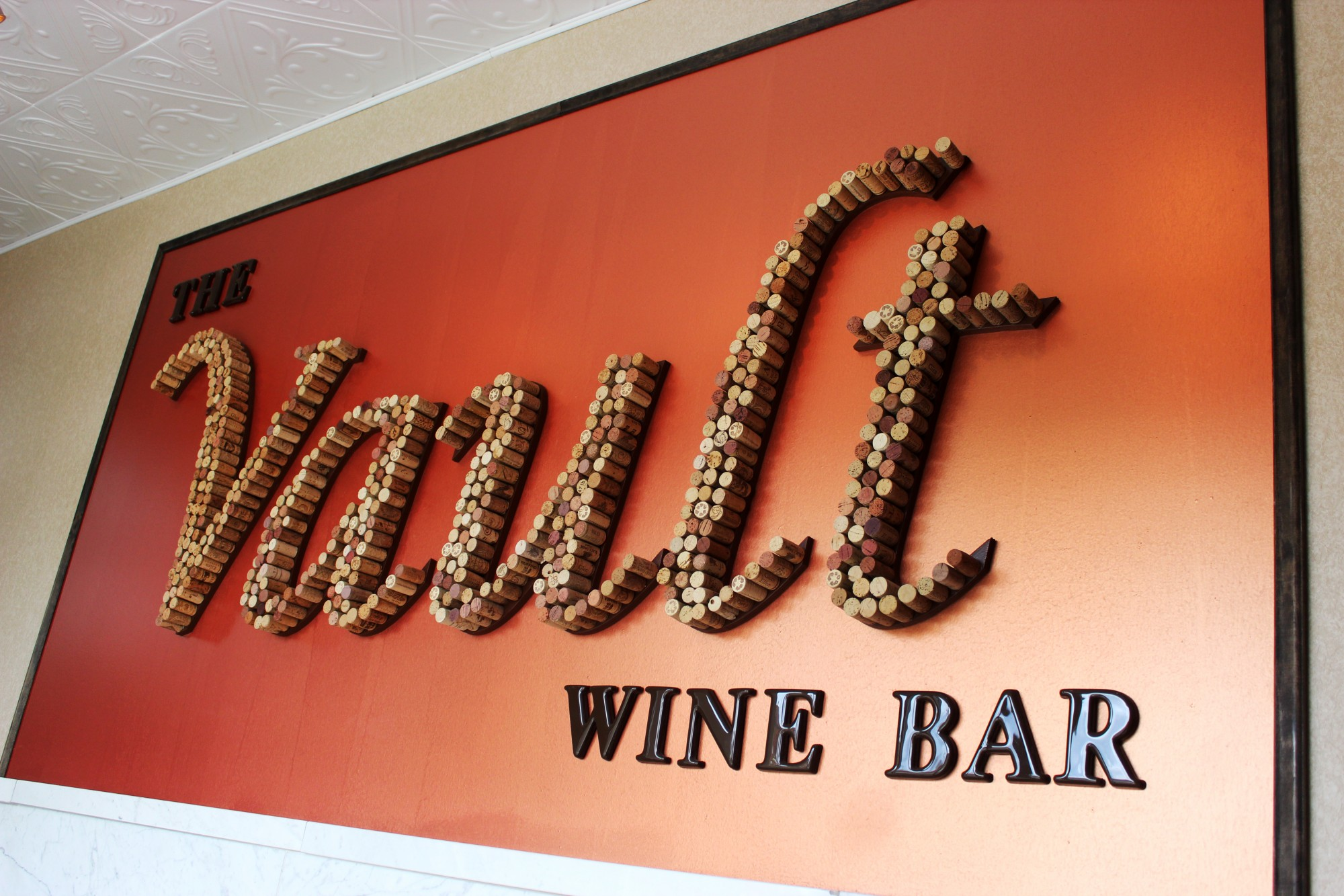 The Vault Wine Bar