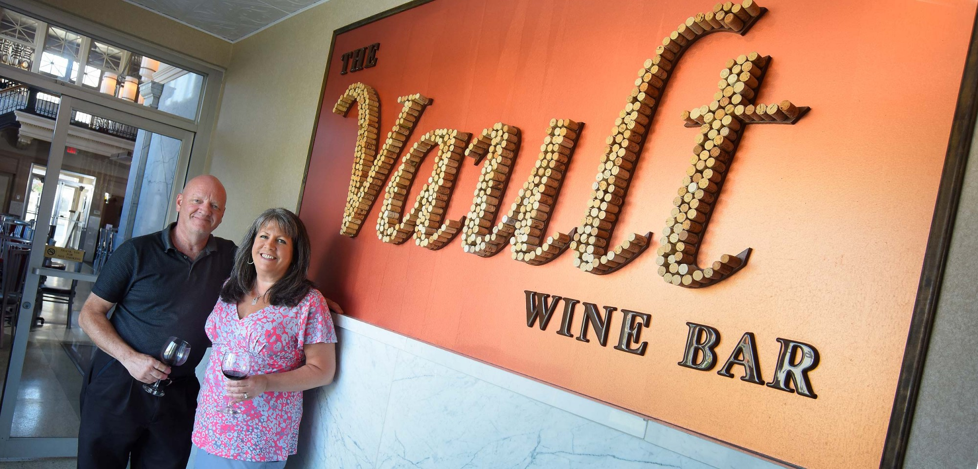 Member Spotlight: The Vault Wine Bar