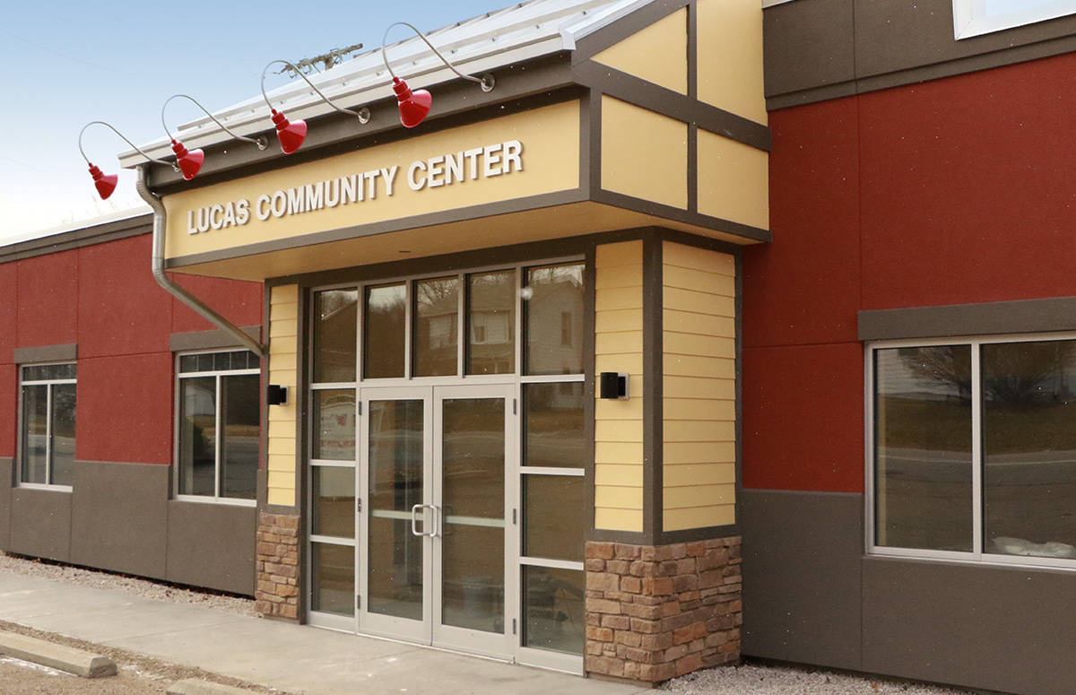 Lucas Community Center