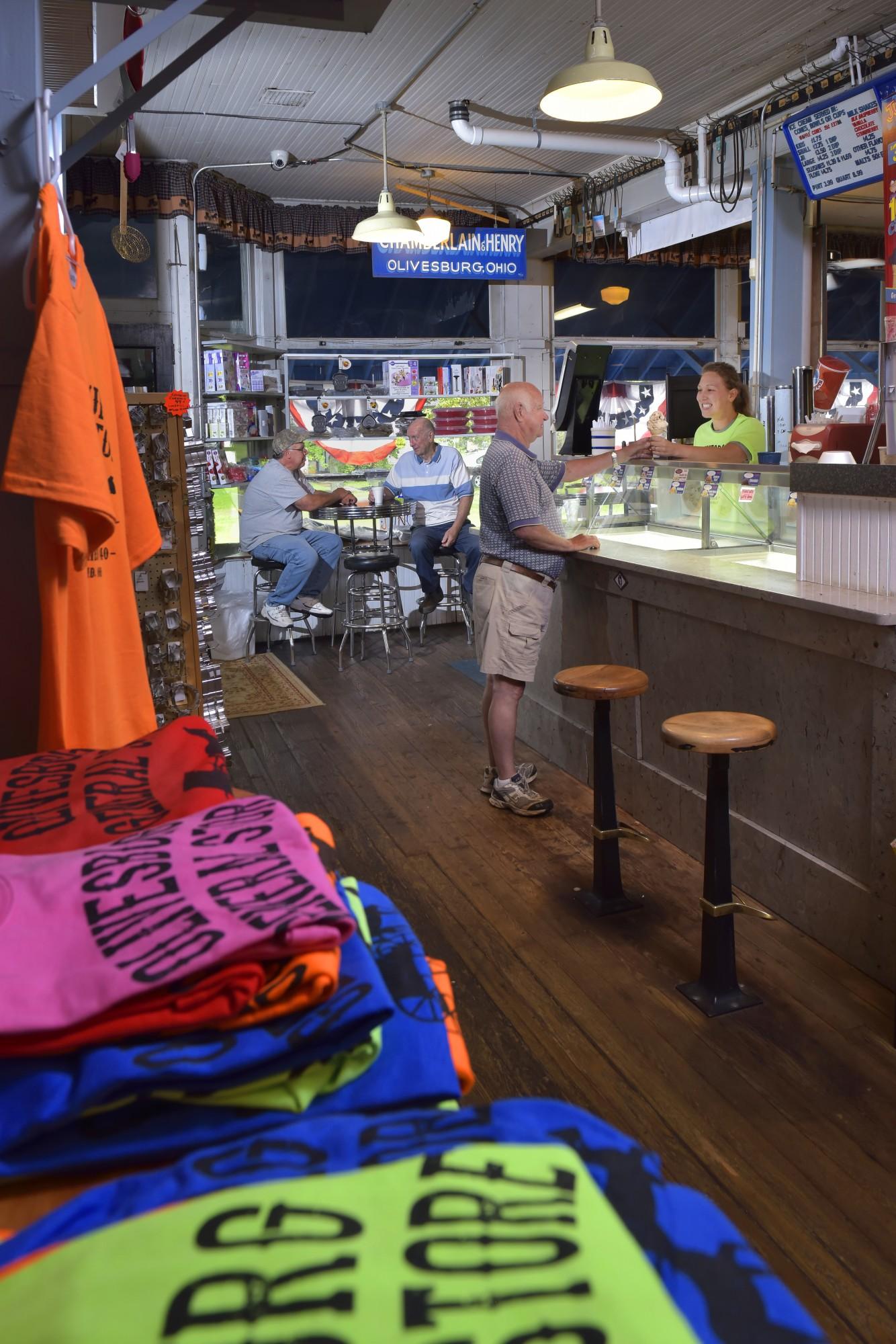 Olivesburg General Store