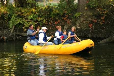 Mohican Adventures Canoe & Fun Center