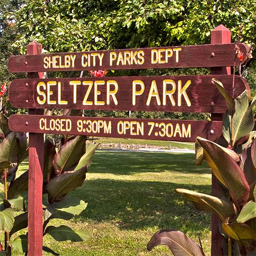 Shelby Seltzer Park