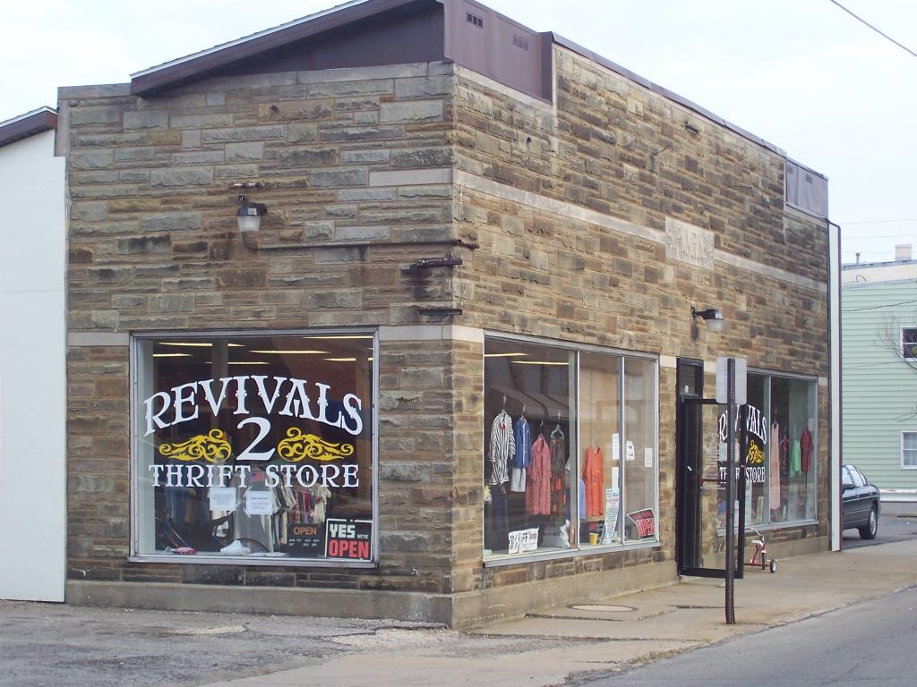 Revivals 2 Thrift Store (Trailways Bus Station)